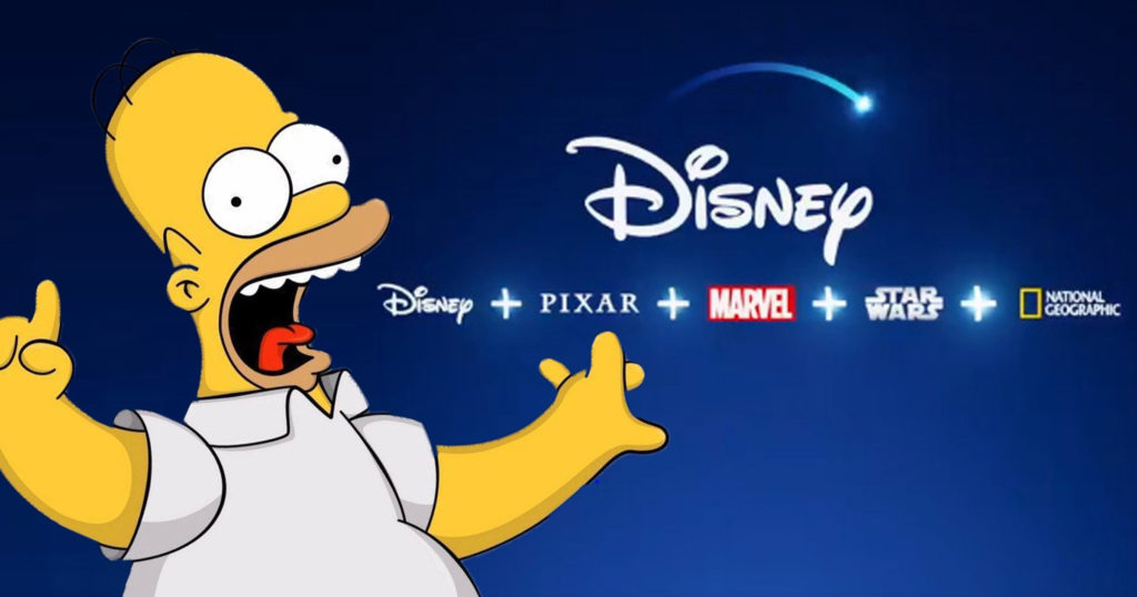 The Simpsons to Debut on Disney Plus With the Original Aspect Ratio