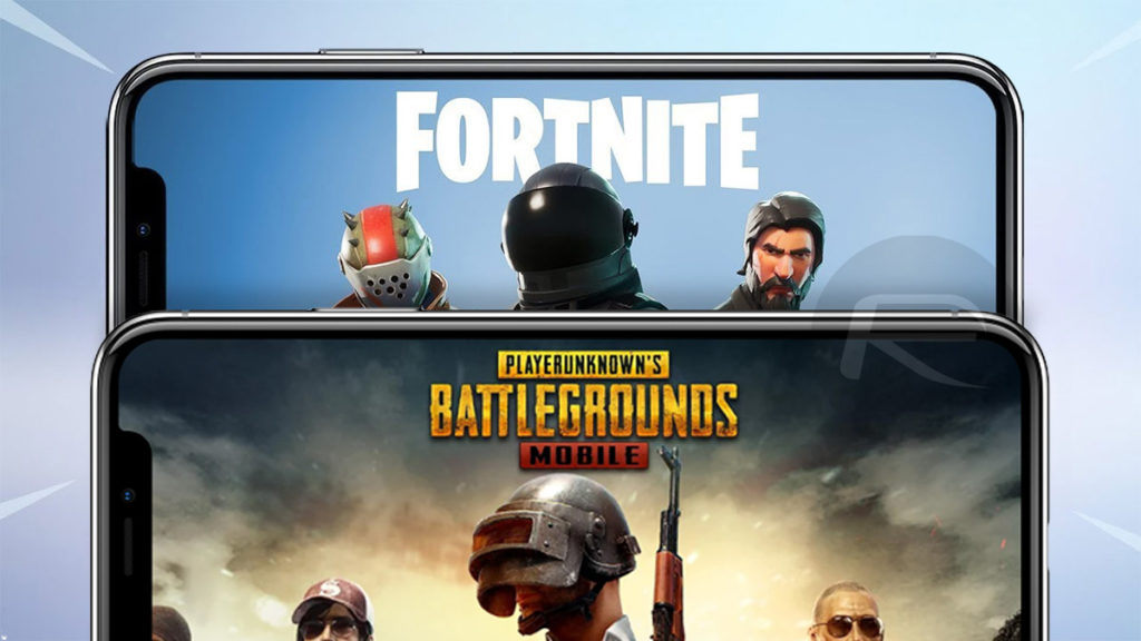 PUBG Mobile vs Fortnite Mobile