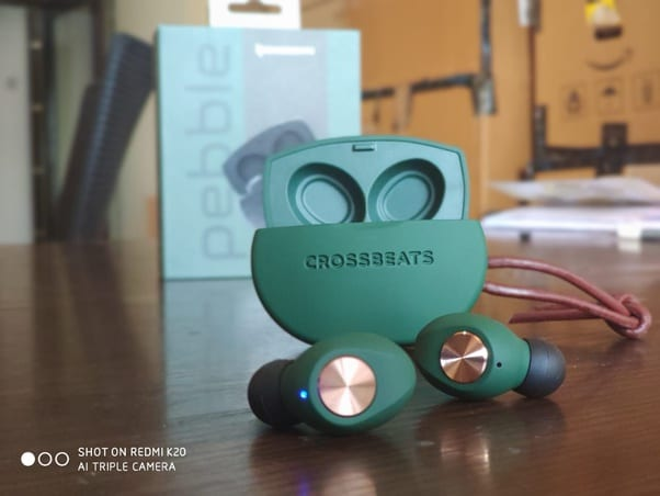 Crossbeats Pebble Best Wireless Earphones