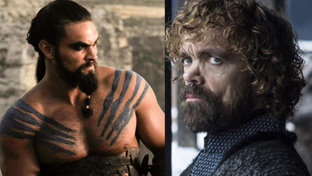 Peter Dinklage and Jason Momoa Unite for  Good Bad & Undead