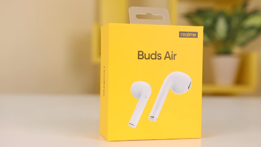 Realme Buds Air Best Wireless Earphones