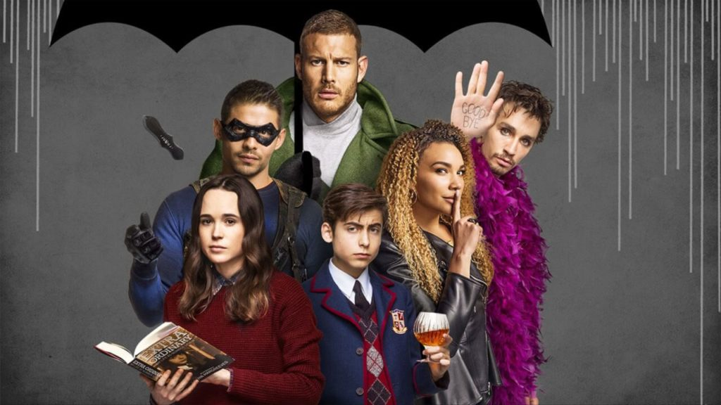 the umbrella academy netflix season two