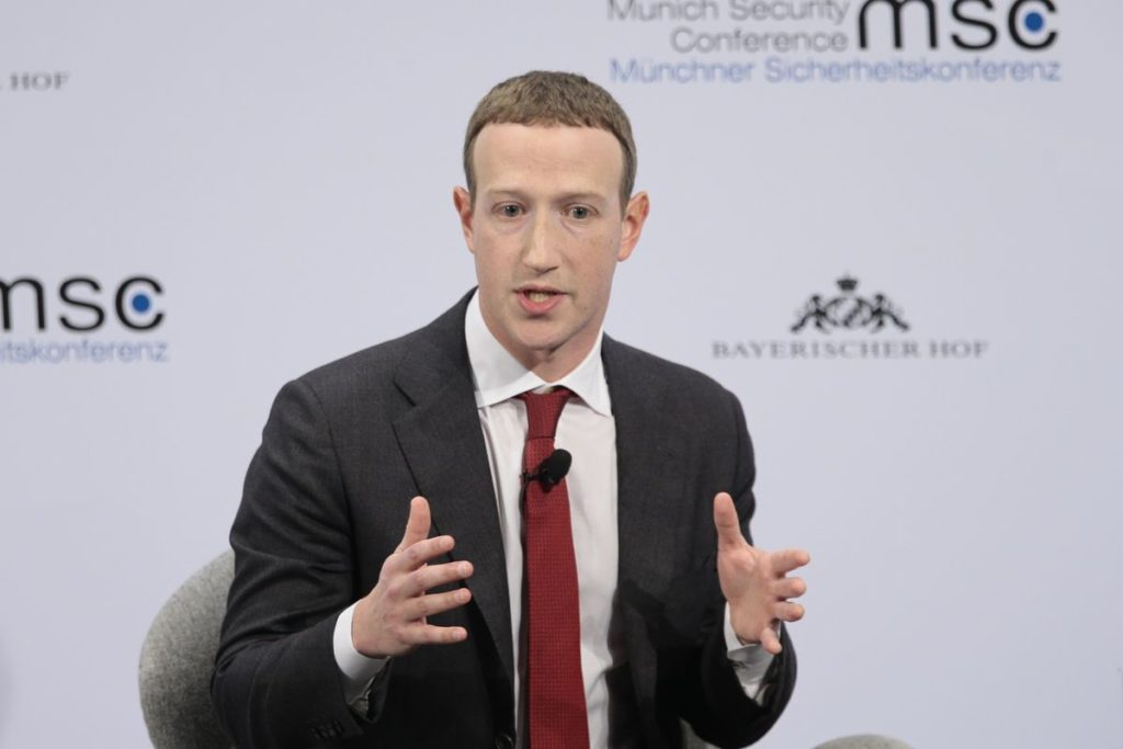 facebook ads ban / mark zuckerberg