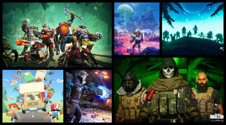 Best Co-op Games To Play With Friends on PC