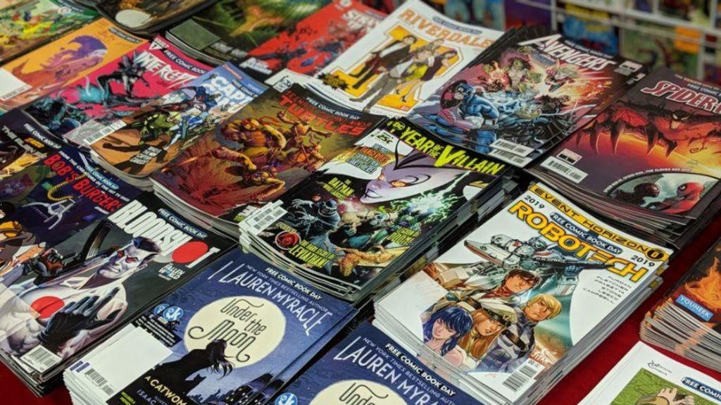 Free Comic Books Day