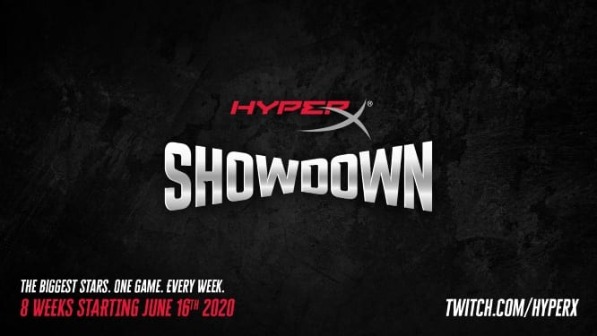HyperX -showdown-title-card