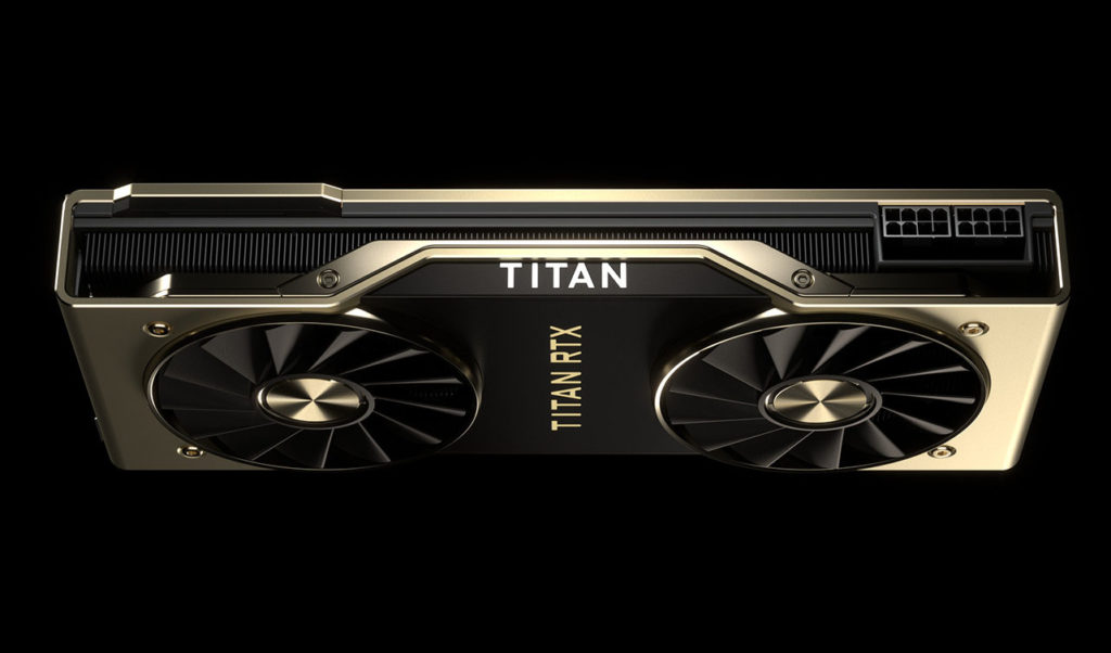 NVIDIA Geforce Titan RTX