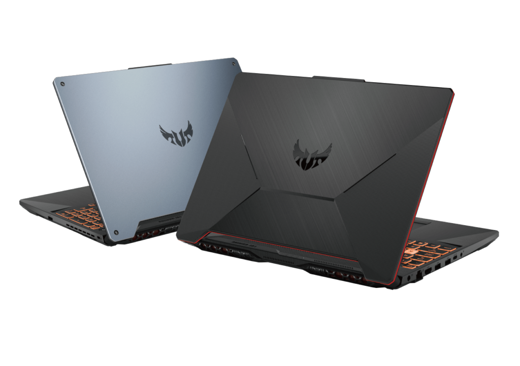 Asus TUF A15 and A17