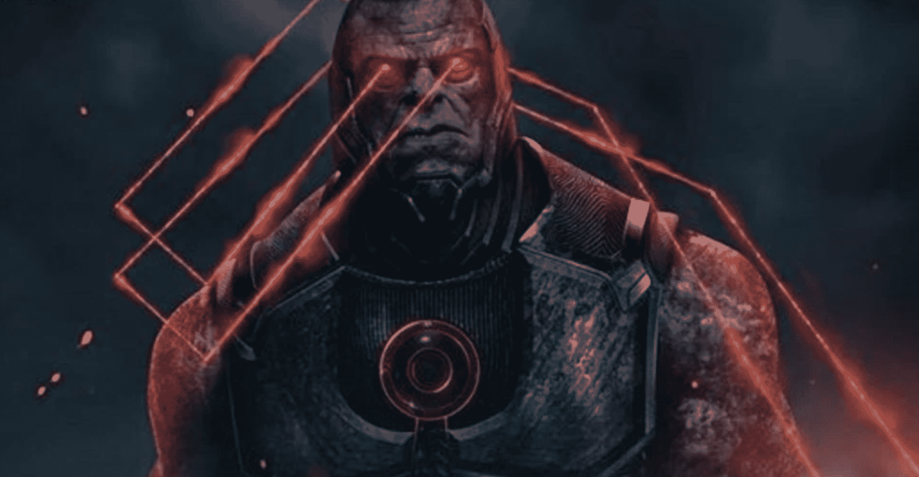 Darkseid Snyder Cut