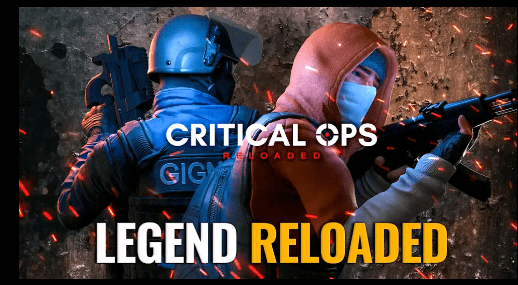Critical Ops Reloaded