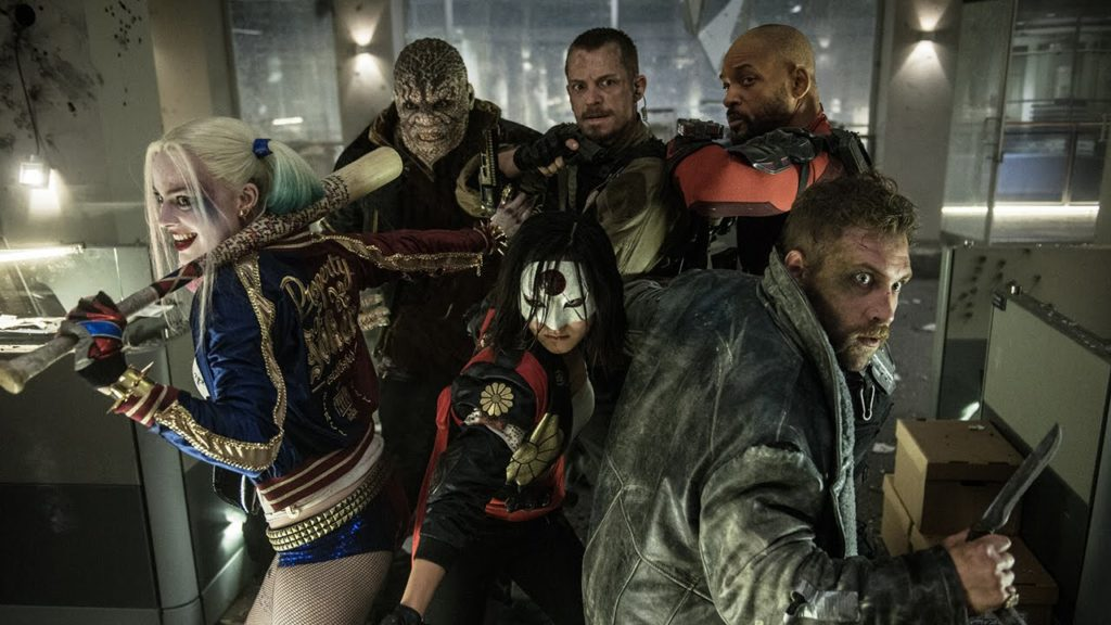 hbo max suicide squad