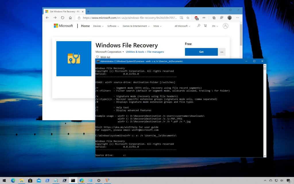 Microsoft File Recovery Tool is Here to Recover Deleted Files!