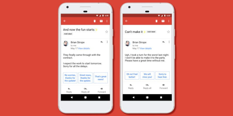 Gmail's AI-Powered Smart Reply: How to Activate it and More