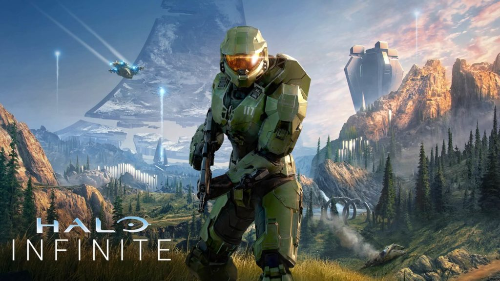 Halo Infinite Box Art