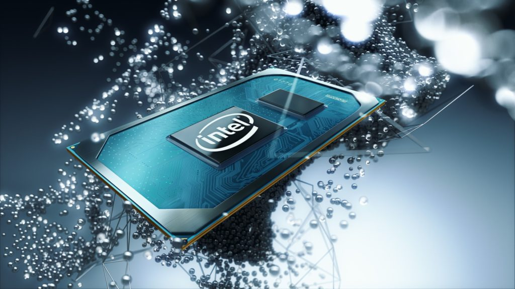 Intel Tiger Lake 10nm processors