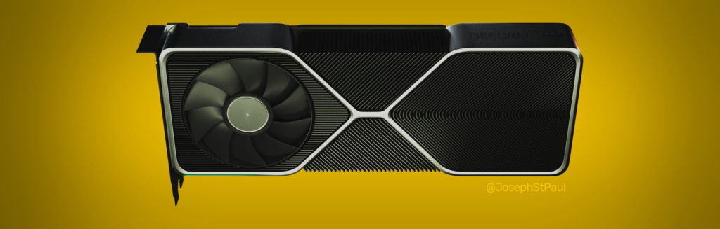 NVIDIA Geforce RTX 3000 (Ampere) Leaked Reference Design