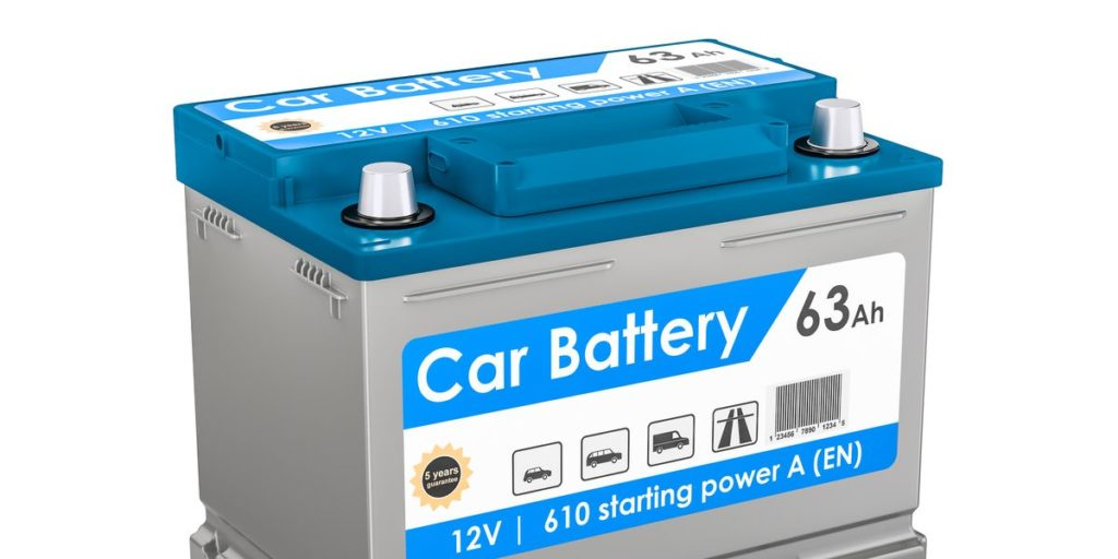 A conventional battery converts chemical energy into electrical energy.