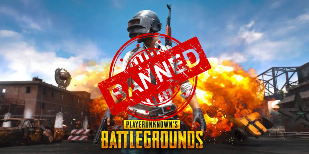 118 Chinese Apps Banned/ PUBG
