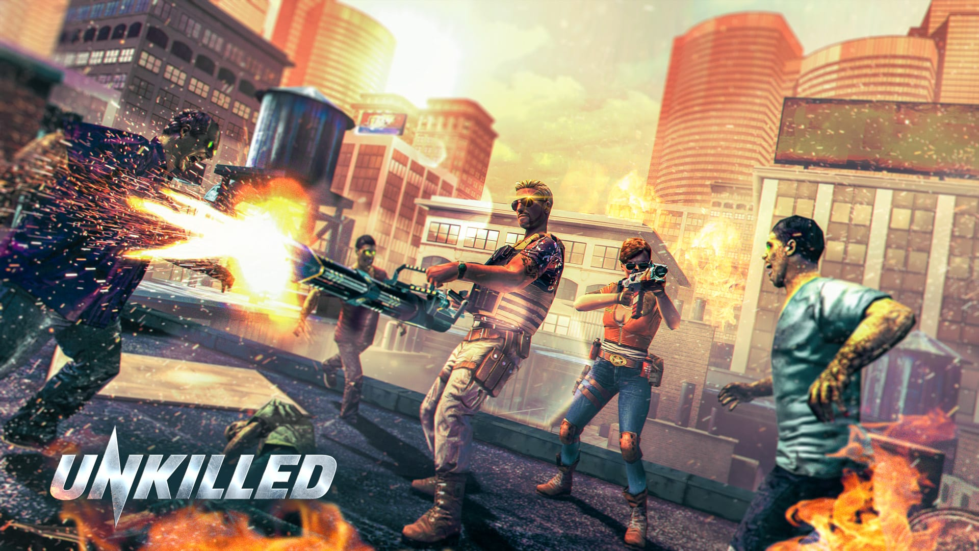 Top 5 Zombie Survival Games For Android Techquila
