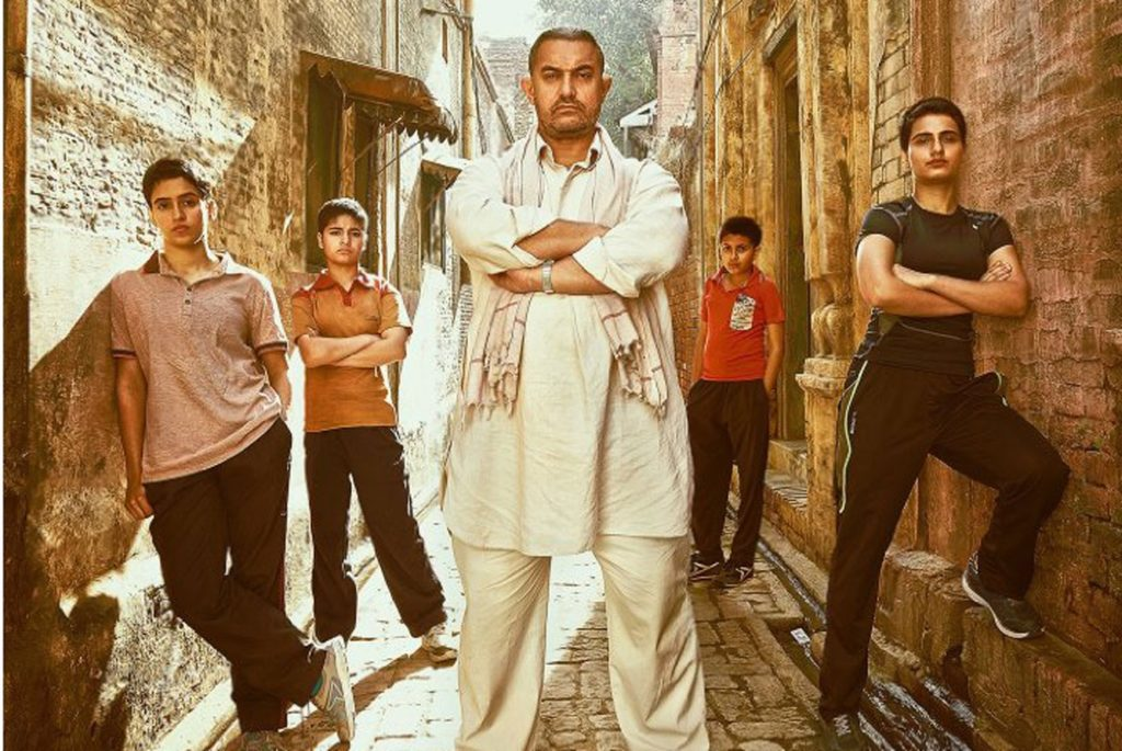 best bollywood sports movies | Dangal
