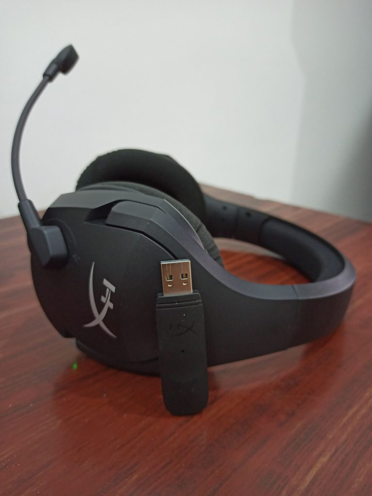 HyperX Cloud Stinger Core Wireless and Dongle