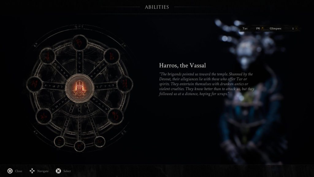 Harros the Vassal