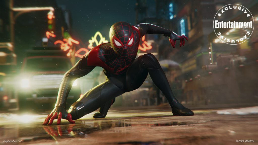 Spider-Man: Miles-Morales Screenshot