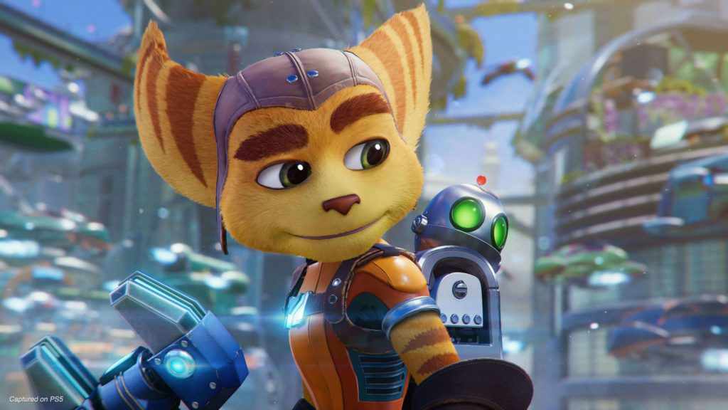 Ratchet and Clank- Rift Apart for PS5