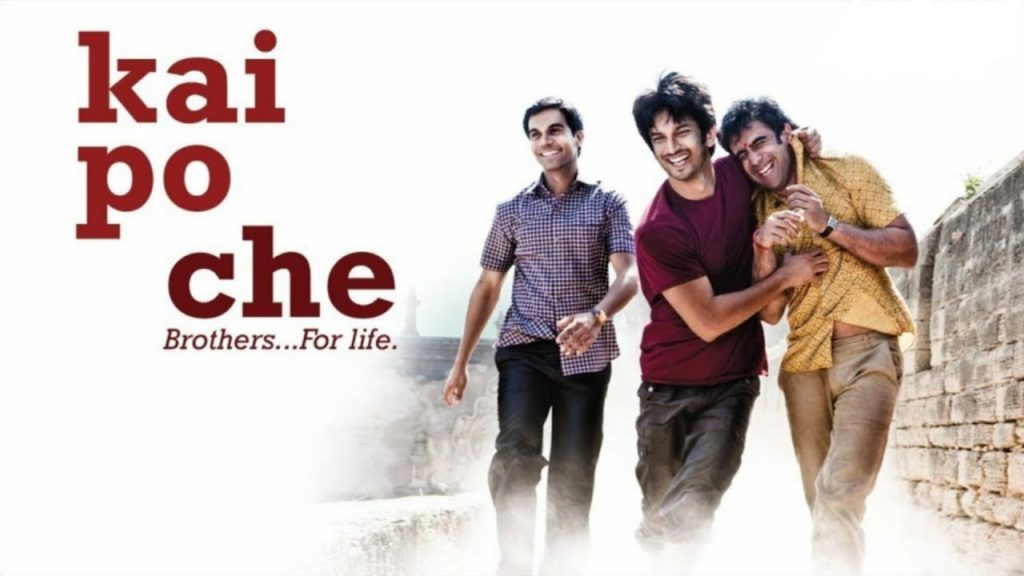Indian cricket movies: Kai Po Che