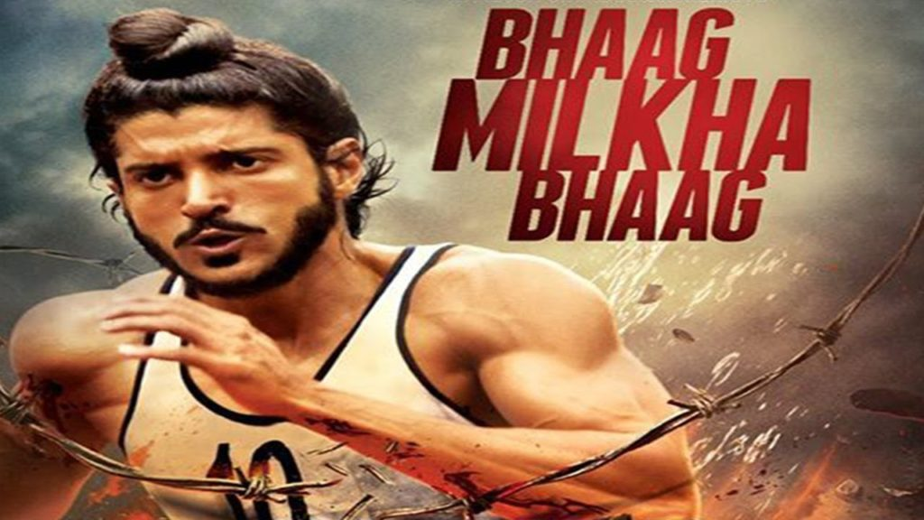 best bollywood sports movies | Bhaag Milkha Bhaag