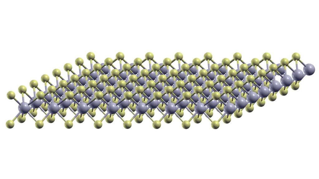 Atomically thin artificial materials include graphene.