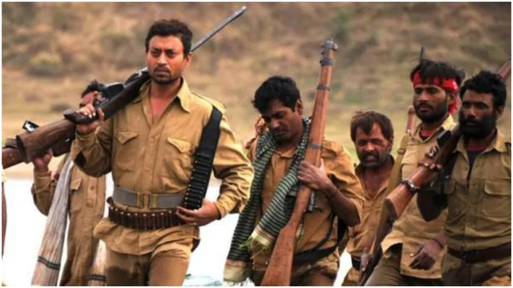best bollywood sports movies   Paan Singh Tomar