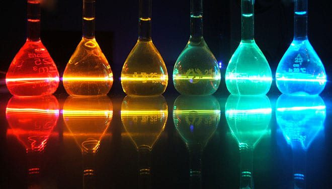 Brightest Fluorescent Materials Ever Known Created By Scientists