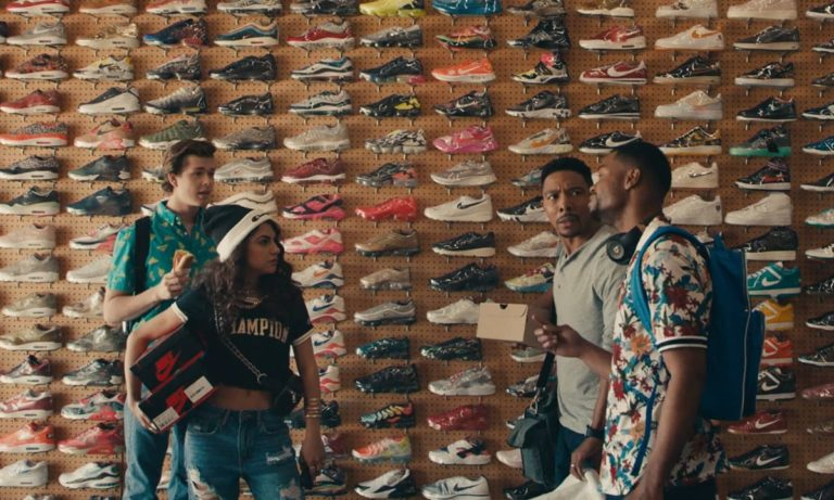 Netflix's Sneakerheads Review: Niche, Sometimes Fun but Mostly Bare