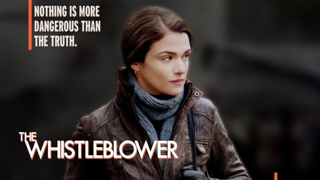 The Whistleblower / International Day of Peace