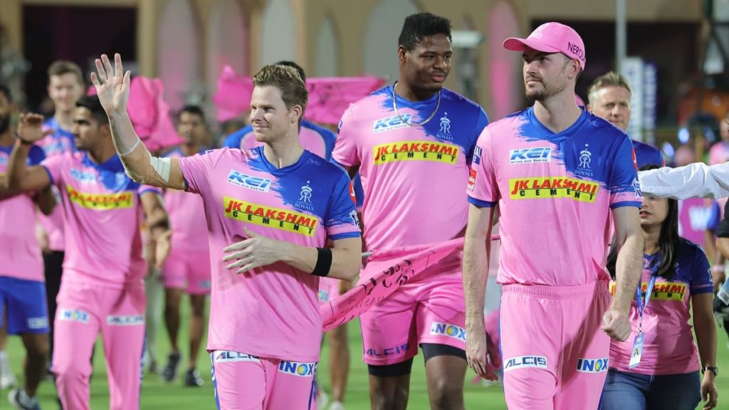 Inside Story A Season with Rajasthan Royals 1