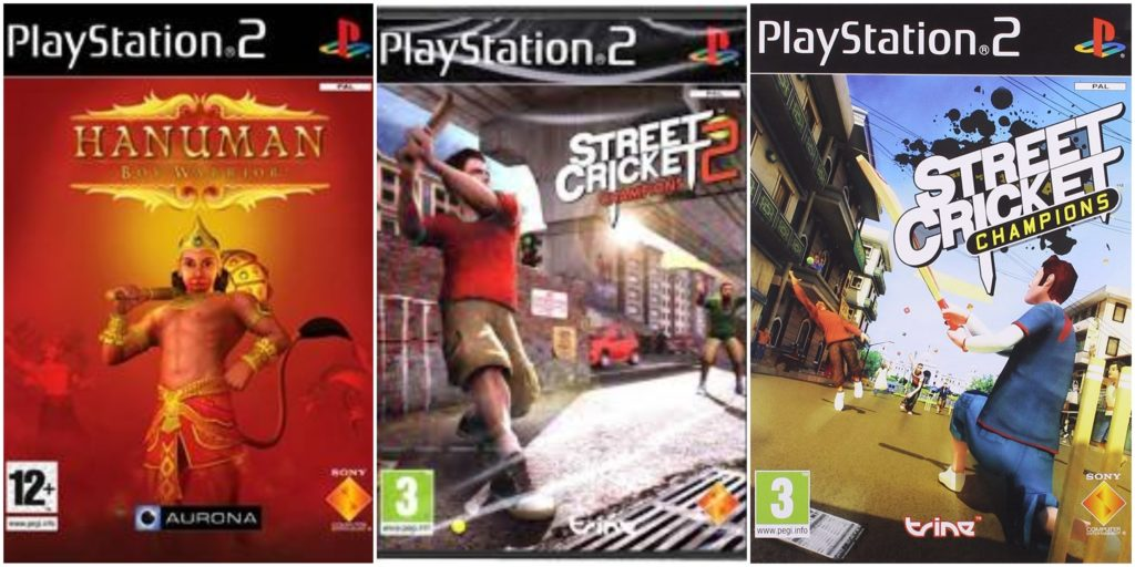Desi Adda games from 2009 to 2011
