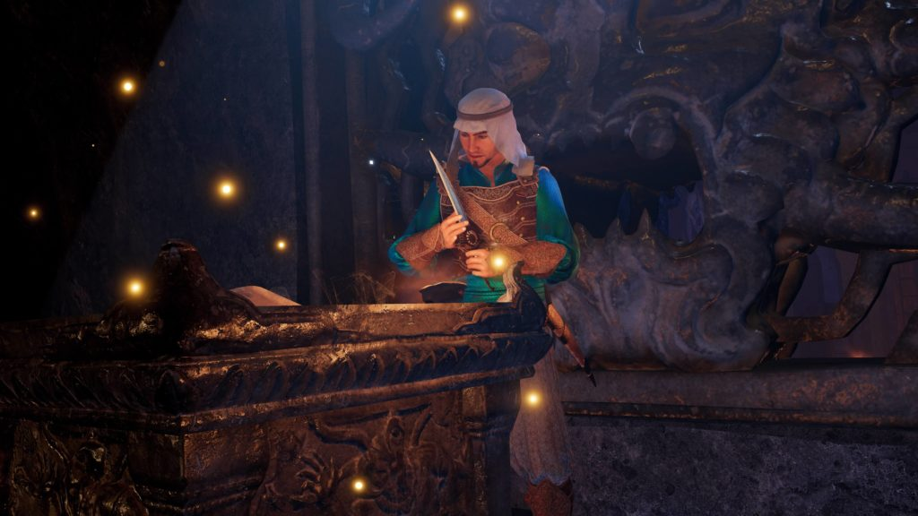 The Prince of Persia in Sands of Time Remake