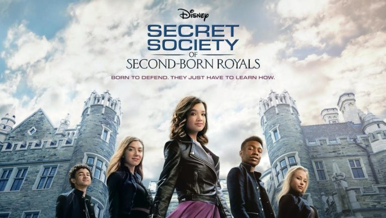 Disney's Secret Society of Second-Born Royals Review: Royal Superheroes and Protectors!