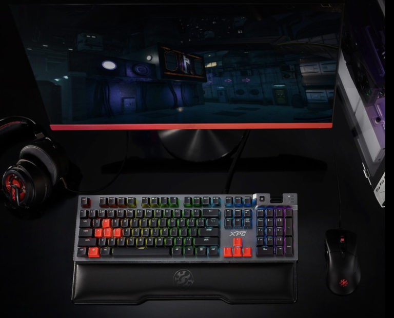 XPG Summoner Gaming Keyboard Review – A Feature-Rich Treat For Cherry MX Fans