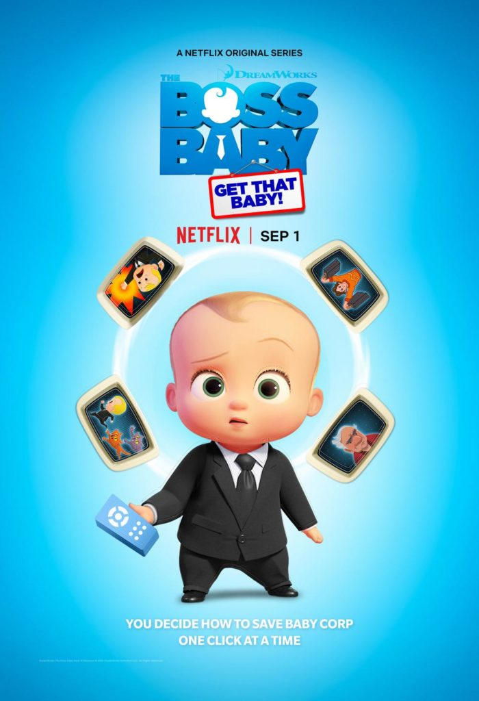 Boss Baby: Get That Baby