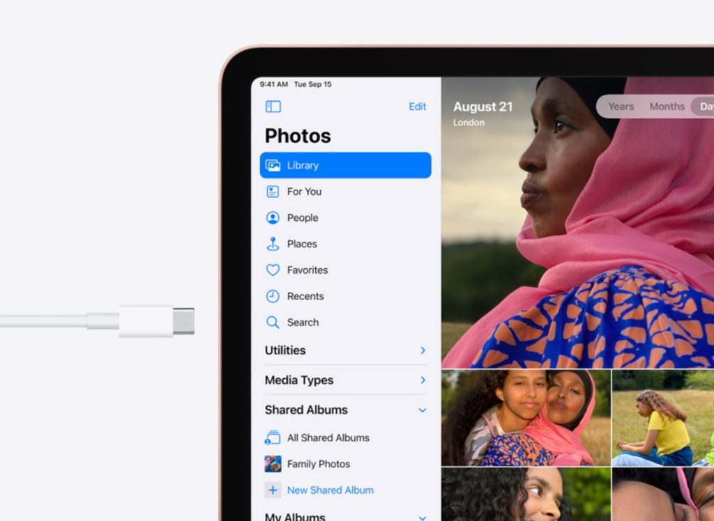 Apple launches iPad Air with A14 Bionic, Full-Screen Display; iPad Gets Updated to 8th Gen