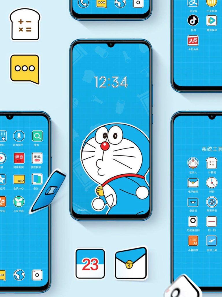 Xiaomi Brings Back Good Old Days With Mi 10 Youth Doraemon Edition