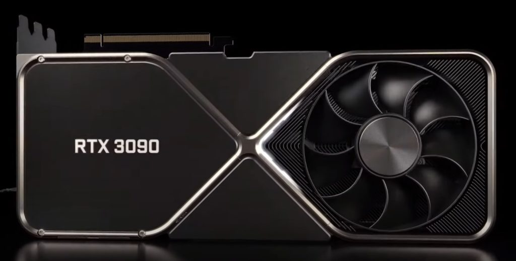 NVIDIA GeForce RTX 3090 - Built for 8K 60 FPS Gaming with RTX On