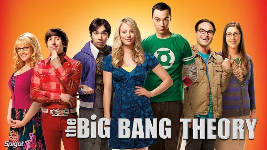shows like friends the big bang theory