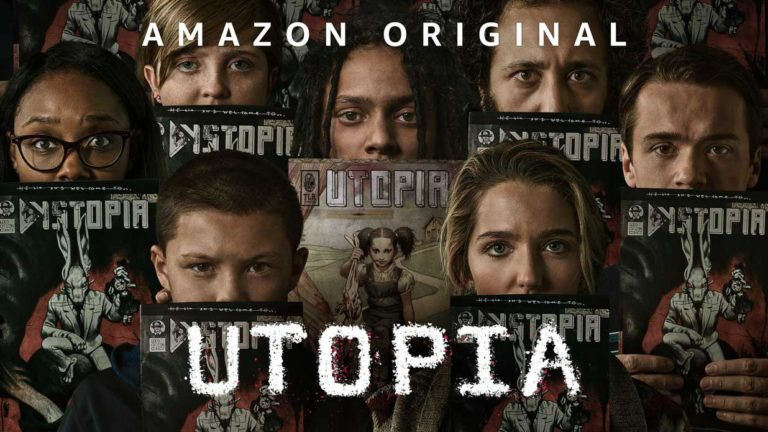 Amazon's Utopia Review: As Dark, Bloody, and Virus-Infected As It Gets
