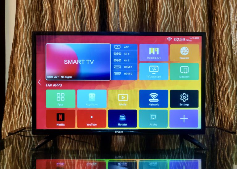 Dylect Smart TV Review: Get The Non-Smart One
