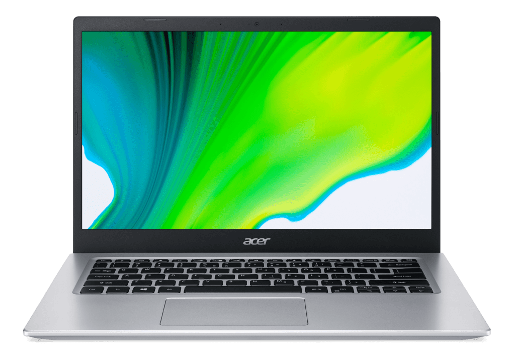 Acer Aspire 5 front view