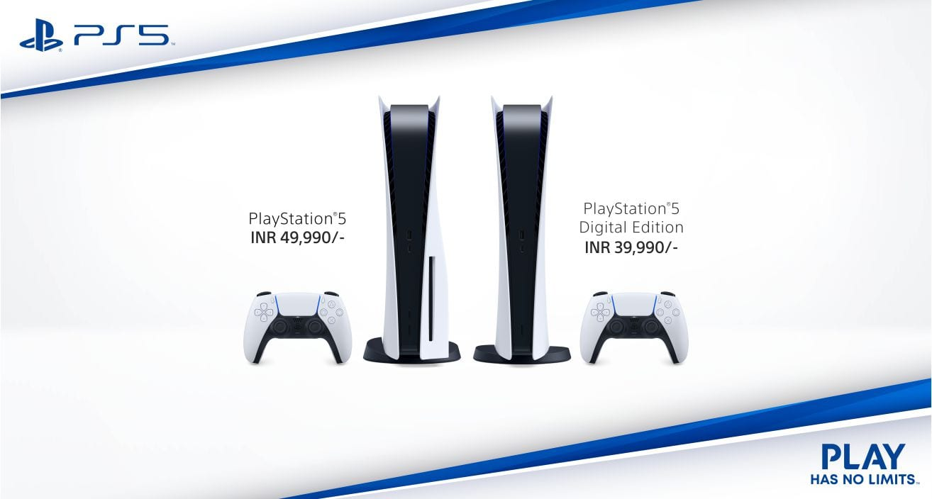 PS5 India Release Date Set For February, Pre-Orders Begin January 12 | TechQuila