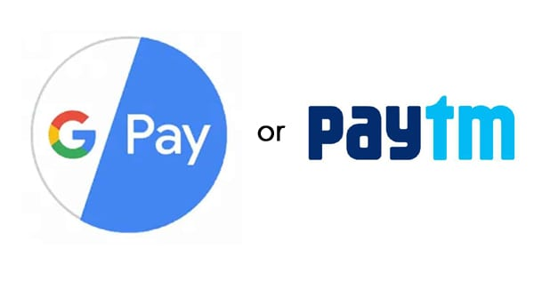 Google Pay VS Paytm: Arch Rivals